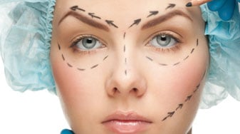 Woman preparing for cosmetic Surgery - Synnott Lawline