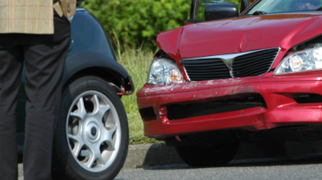 Car accident claims image - synnott lawline
