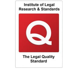 Quality Standard - Synnott Lawline Solicitors Memberships